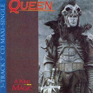 Queen - A Kind Of Magic (1991) (3''CD JAPAN Single)
