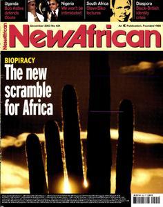 New African - December 2003