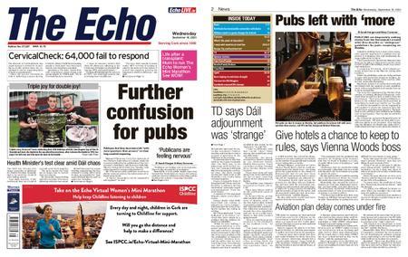 Evening Echo – September 16, 2020