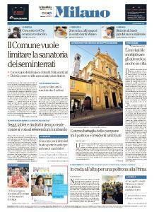 la Repubblica Milano - 10 Ottobre 2017