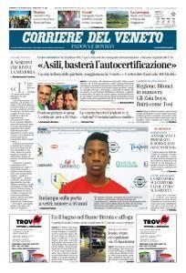 Corriere del Veneto Padova e Rovigo - 12 Agosto 2018