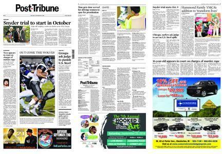 Post-Tribune – September 15, 2018