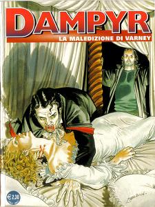 Dampyr - Volume 52 - La Maledizione di Varney