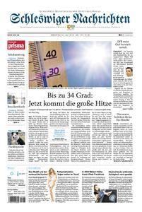 Schleswiger Nachrichten - 24. Juli 2018