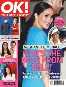 OK! Magazine Australia - March 30, 2020