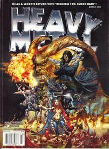 Heavy Metal 259 2012-03