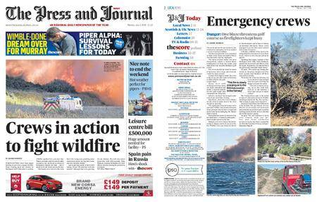 The Press and Journal Moray – July 02, 2018