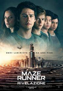 Maze Runner - La rivelazione / Maze Runner: The Death Cure (2018)