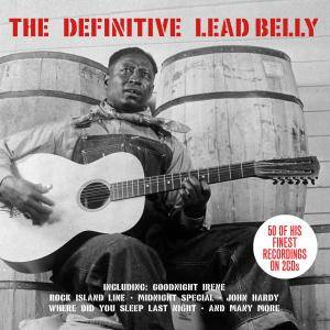 Lead Belly - The Definitive Lead Belly (2008) 2CDs [Re-Up]