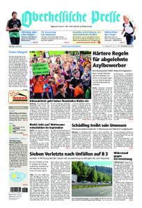 Oberhessische Presse Marburg/Ostkreis - 08. Juni 2019