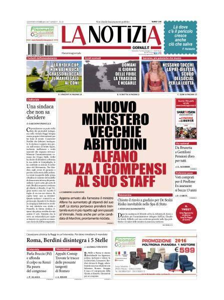 La Notizia - 9 Febbraio 2017