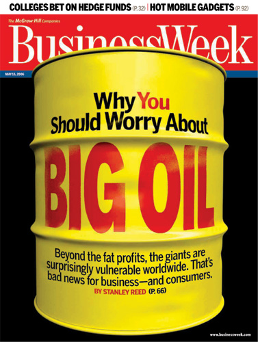 Business Week May 15, 2006