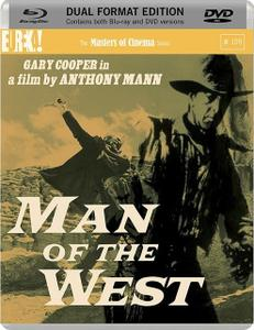 Man of the West (1958) [w/Commentary] [Masters of Cinema]