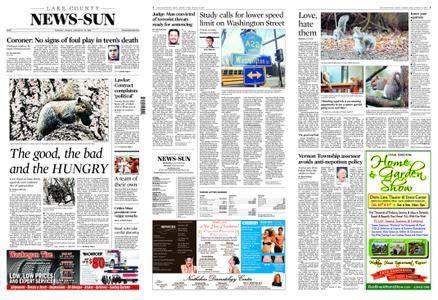 Lake County News-Sun – January 13, 2018