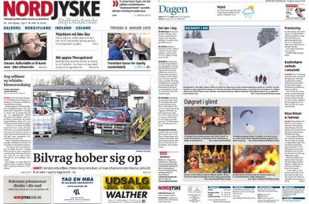 Nordjyske Stiftstidende – 08. januar 2019