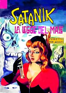 Satanik - Volume 1 - La Legge Del Male (A Colori)