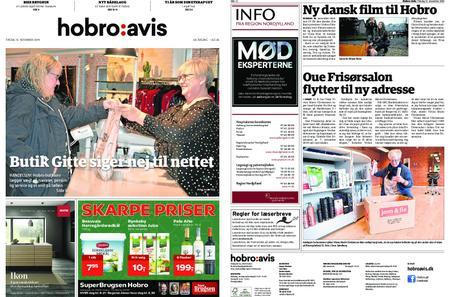 Hobro Avis – 12. november 2019