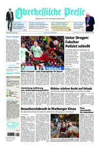 Oberhessische Presse Marburg/Ostkreis - 20. Februar 2019