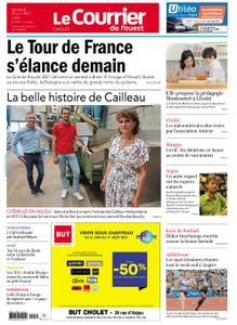 Le Courrier de l'Ouest Cholet – 25 juin 2021