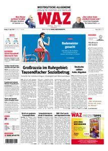 WAZ Westdeutsche Allgemeine Zeitung Oberhausen-Sterkrade - 27. April 2018