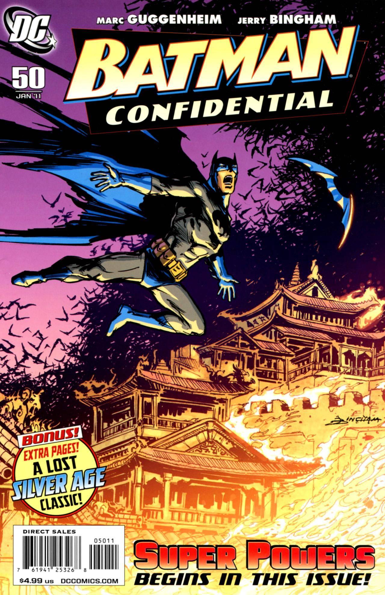 Batman Confidential 050 2011