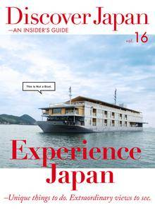 Discover Japan - An Insider's Guide - December 2017