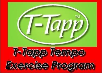 T-Tapp Tempo Exercise Program