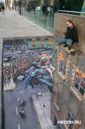 Incredible Chalk Designs!