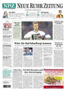 NRZ Neue Ruhr Zeitung Essen-Postausgabe - 19. September 2017