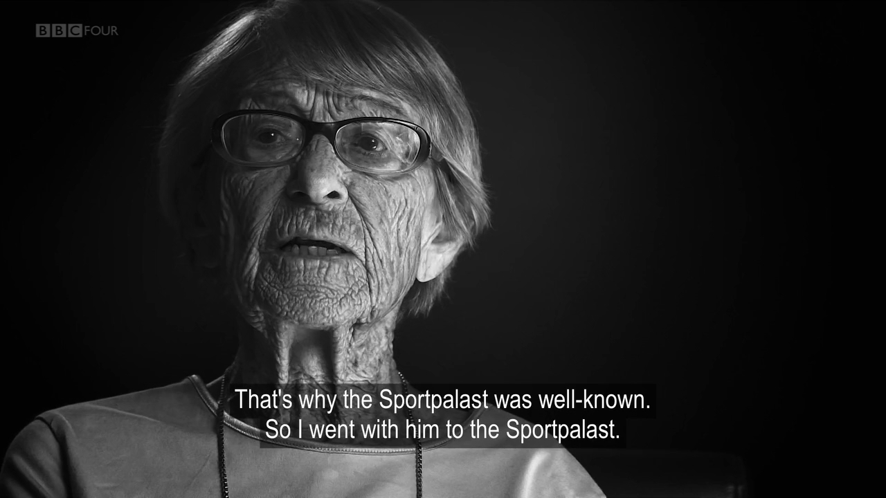 BBC Storyville - A German Life: Goebbels' Secretary Remembers (2019)