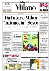 la Repubblica Milano – 05 luglio 2019