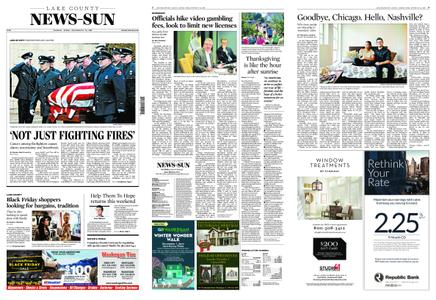 Lake County News-Sun – November 24, 2018