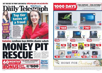 The Daily Telegraph (Sydney) – December 15, 2020