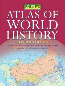 Philip's Atlas of World History (Repost)