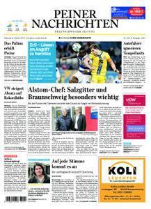 Peiner Nachrichten - 14. Oktober 2017