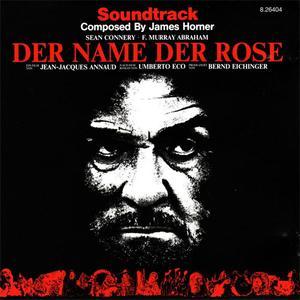 James Horner - Der Name Der Rose (Soundtrack) (1986) {Teldec West Germany}