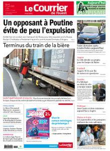 Le Courrier de l'Ouest Angers – 27 avril 2021