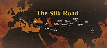 Arte - The Silk Road: Series 1 (2017)