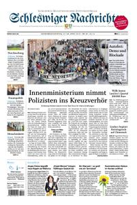 Schleswiger Nachrichten - 27. April 2019