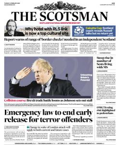 The Scotsman - 4 February 2020