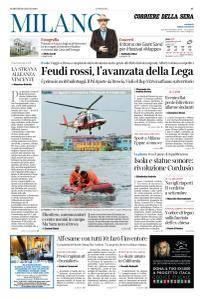 Corriere della Sera Milano - 12 Giugno 2018