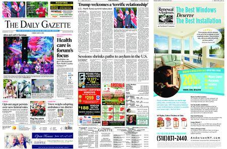 The Daily Gazette – June 12, 2018
