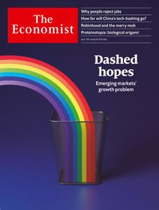 The Economist Continental Europe Edition - July 31, 2021