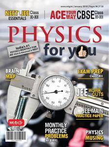 Physics For You - January 2018