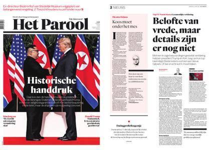 Het Parool – 12 juni 2018