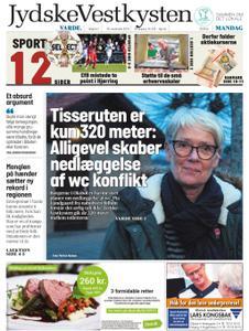 JydskeVestkysten Varde – 26. november 2018