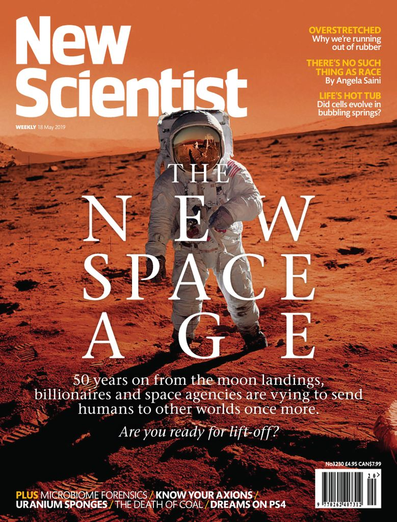 New Scientist International Edition - May 18, 2019
