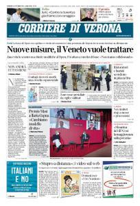 Corriere di Verona – 25 ottobre 2020
