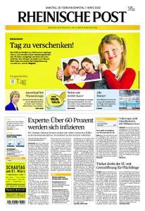 Rheinische Post – 29. Februar 2020