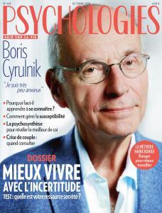 Psychologies France - Octobre 2020